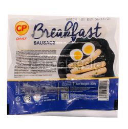 CP Daily Sausage Breakfast 300gm