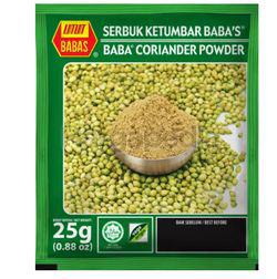 Baba's Coriander Powder 25gm