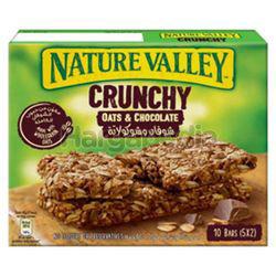 Nature Valley Crunchy Granola Bar Oats & Chocolate 252gm
