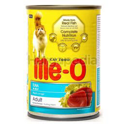 Me-O Cat Canned Food Tuna in Jelly 400gm