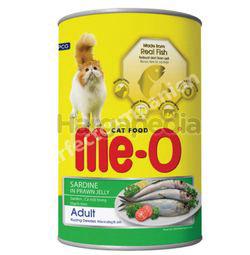Me-O Cat Canned Food Sardine in Prawn Jelly 400gm