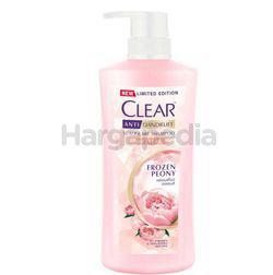 Clear Frozen Peony Anti-Dandruff Shampoo 480ml