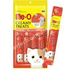 Me-O Cat Lick Crab Flavour 4x15gm