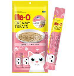 Me-O Cat Lick Katsuo Flavour 4x15gm