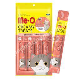 Me-O Cat Lick Salmon Flavour 4x15gm