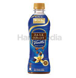 Wonda Dark Roast French Vanilla 340ml