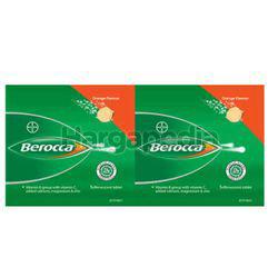 Berocca Effervescent Tablet Orange 2s