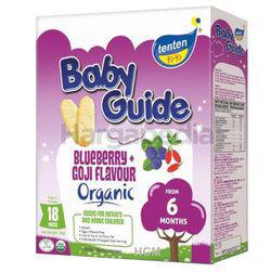 Ten Ten Baby Guide Blueberry & Goji 36gm