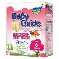 Ten Ten Baby Guide Sweet Potato & Carrot 36gm