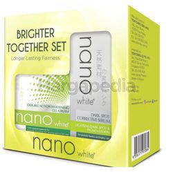 Nano White Brighter Together 1set