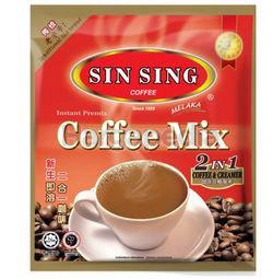 Sin Sing Coffee Mix Coffee & Creamer 25x12gm