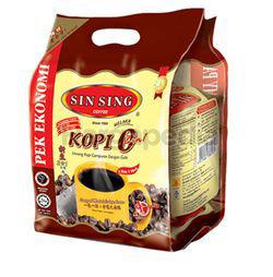 Sin Sing Kopi O Bag 2in1 50x10gm