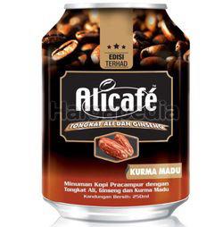 Ali Cafe Tongkat Ali Coffee Ginseng Kurma Madu 250ml