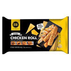 EB Sossy Chicken Roll Cheesy 600gm