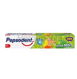 Pepsodent Kids Toothpaste Mint 50gm