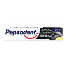 Pepsodent Action 123 Charcoal Toothpaste 65gm