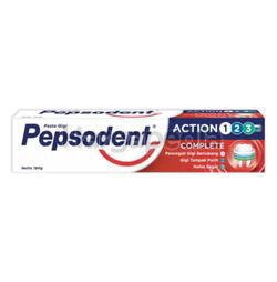 Pepsodent Action 123 Complete Toothpaste 190gm