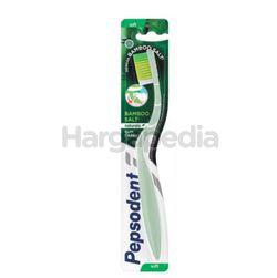 Pepsodent Bamboo Salt Toothbrush 1s