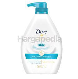 Dove Cream Shower Care & Protect 1lit