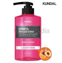Kundal Body Lotion Fuzzy Navel 500ml