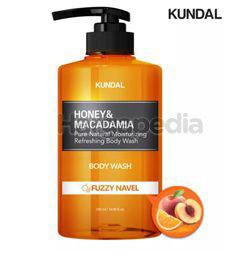 Kundal Body Wash Fuzzy Navel 500ml