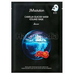 JM Solution Camellia Glacier Water Iceland Snow Mask 1s