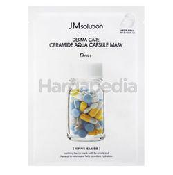JM Solution Derma Care Ceramide Aqua Capsule Mask Clear 1s