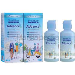 Freshkon Clear Advance Multi Purpose Solution 2x100ml