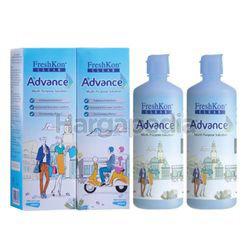 Freshkon Clear Advance Multi Purpose Solution 2x360ml