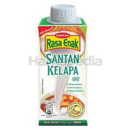 Rasa Enak Coconut Milk 200ml