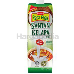 Rasa Enak Coconut Milk 1lit