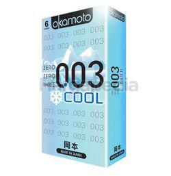 Okamoto 003 Cool Condom 6s