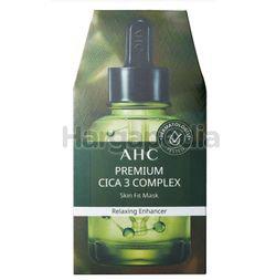 AHC Premium Cica3 Complex Skin Fit Mask 5s
