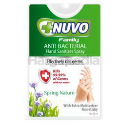 Nuvo Hand Sanitizer Spray Spring Natural 18ml