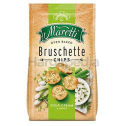 Bruschette Maretti Sour Cream & Onion Snacks 70gm