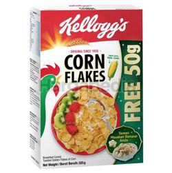 Kellogg's Cornflakes 275gm extra 50gm
