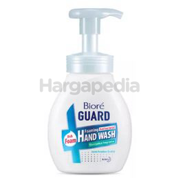 Biore Guard Antibacterial Foaming Hand Wash With Eucalyptus Fragrance 250ml