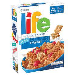 Quaker Life Multigrain Cereal Original 370gm