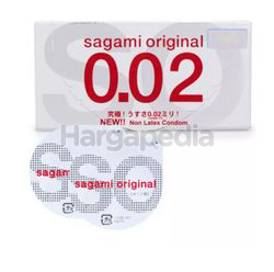 Sagami Original 0.02 2s
