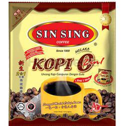 Sin Sing Kopi O Bag 2in1 20x10gm