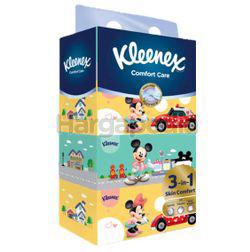 Kleenex 3ply Facial Tissue Box Disney 4x100s