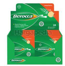 Berocca Effervescent Tablet Orange 12x2s