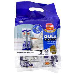 CSR Fine Sugar (Gula Halus) 100x5gm