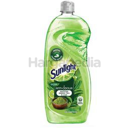 Sunlight Liquid Dish Wash Extra Anti Odor Matcha Green Tea & Lime 900ml