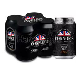 Connor's Stout Can 4x320ml