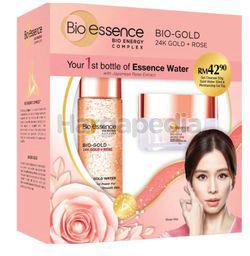 Bio-Essence 24k Bio-Gold Rose Miniature 1set