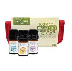 Skin Labs Derma Health Holiday Joy Essential Oil Gift Set