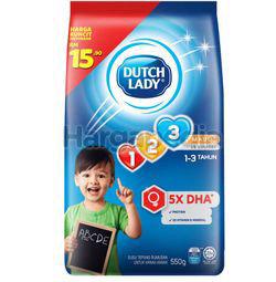 Dutch Lady 123 Honey 550gm