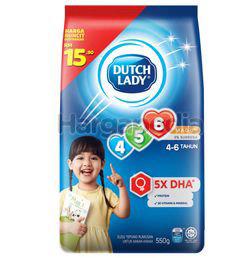 Dutch Lady 456 Honey 550gm