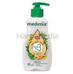Medimix  Neem, Turmeric and Aloe Vera Hand Wash 190ml